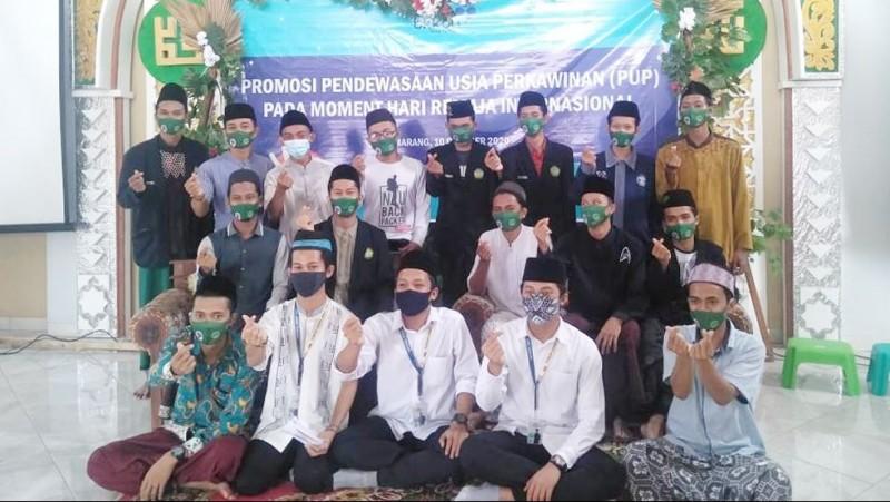 Santri Durrotu Aswaja Semarang Diminta Kampanyekan Usia Perkawinan