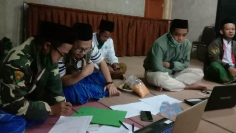 LDNU Kabupaten Bogor Sinkronisasi Proker Antardivisi