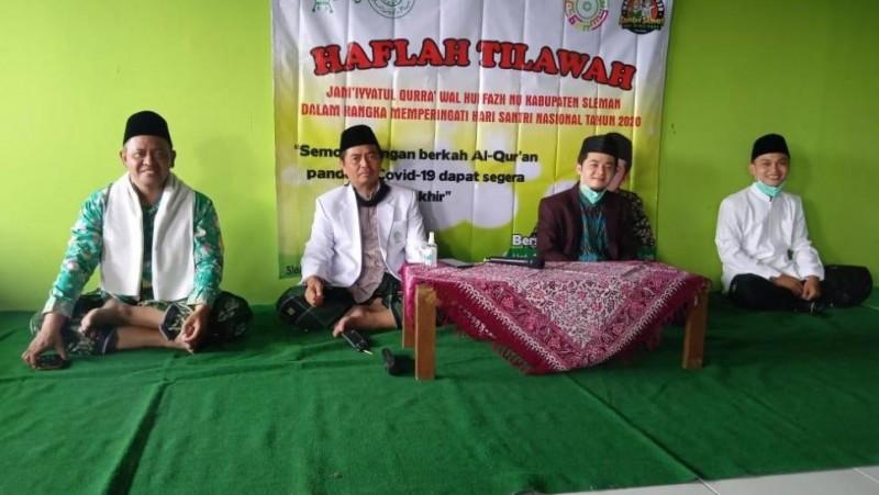 Lima Kegiatan Hari Santri, Representasi Kehadiran JQHNU di Yogyakarta