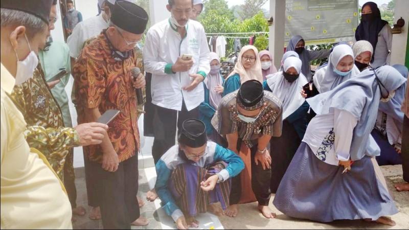 NU Kota Semarang: Pelatihan Pengukuran Arah Kiblat untuk Pastikan Arah Shalat