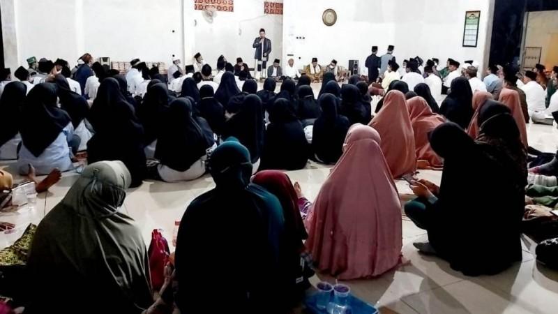 Para Cucu Muasis NU, Petani, dan Peternak Rayakan Hari Santri di Lampung Timur