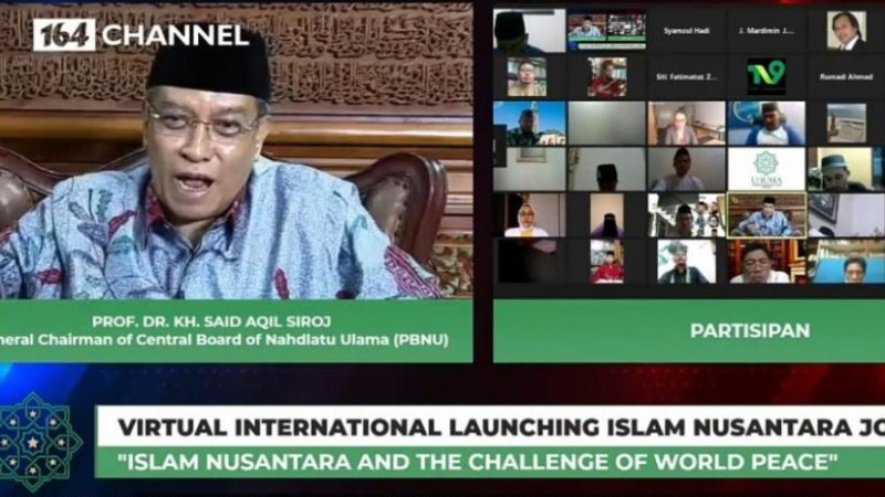 PBNU Harapkan Jurnal Islam Nusantara Jadi Solusi Persoalan di Timur Tengah
