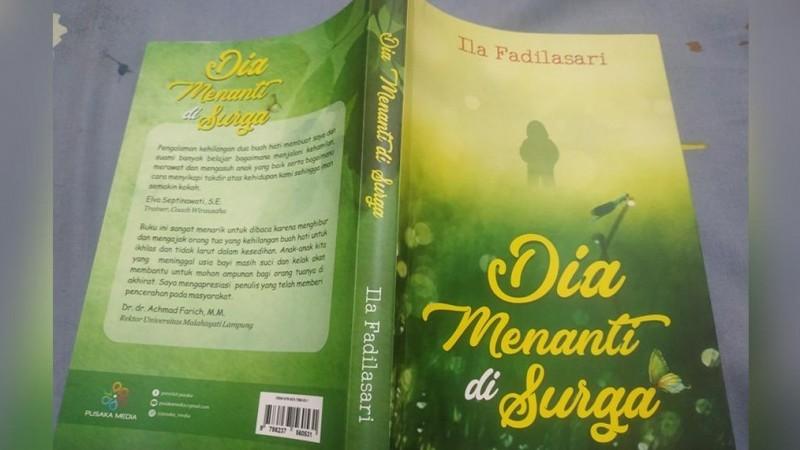 'Dia Menanti di Surga' Ila Fadilasari Dibedah Fatayat NU Lampung