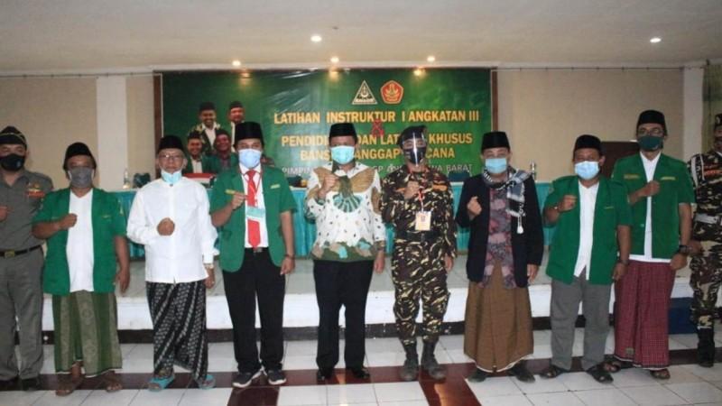Ketua GP Ansor Jawa Barat: Jadikan Ansor sebagai Jalan Perjuangan