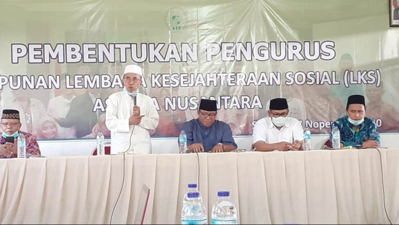 Himpunan LKS Aswaja Nusantara untuk Bangun Jejaring Sesama Nahdliyin