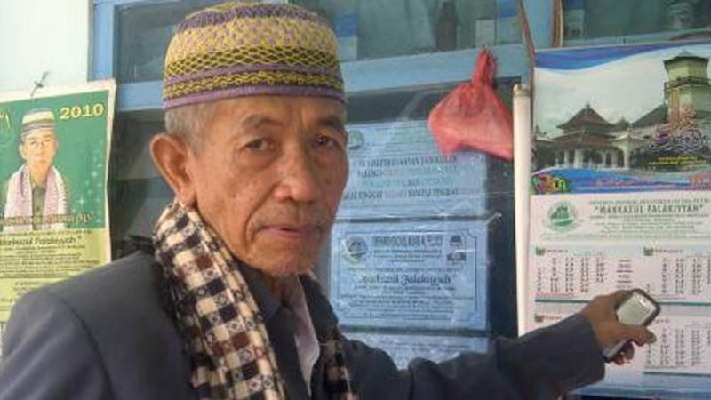 Innalillahi, Ahli Falak Magelang KH Misbachul Munir Wafat