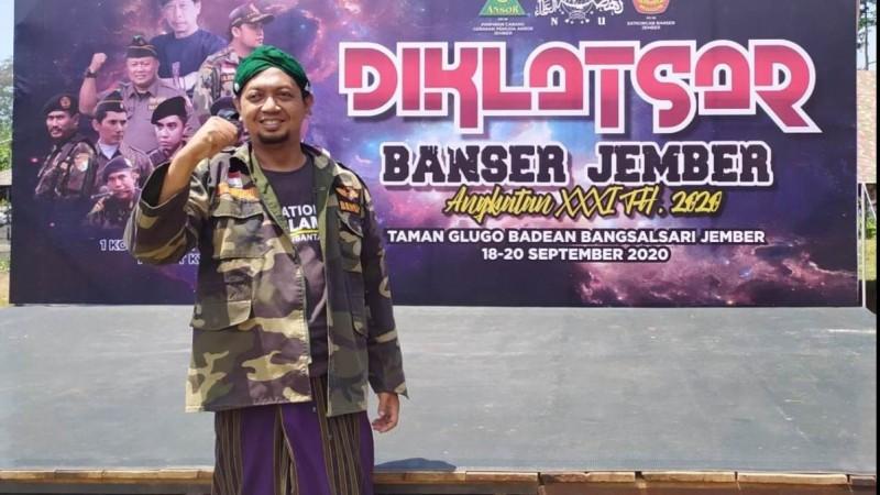Ingin Punya Seragam, Ranting Ansor Tegalsari Jember Gelar Arisan