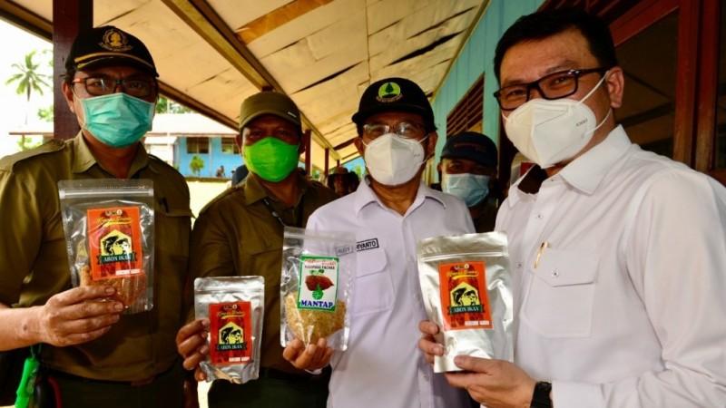 Dukungan BRG untuk Perikanan Gambut di Papua