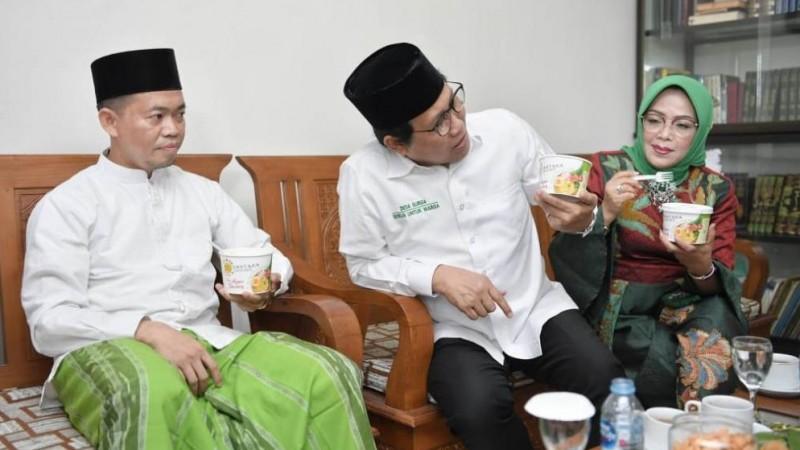 Hidayatussalikin Bangka Belitung Kembangkan Mi Berbahan Sagu
