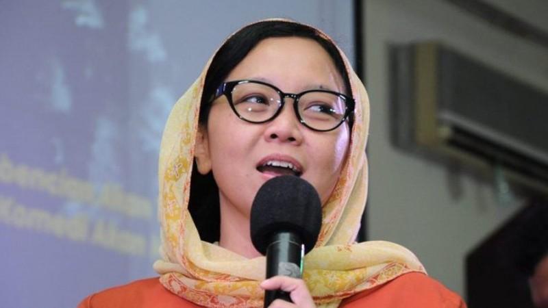 Alissa Wahid Raih Anugerah 'People of the Year 2020'