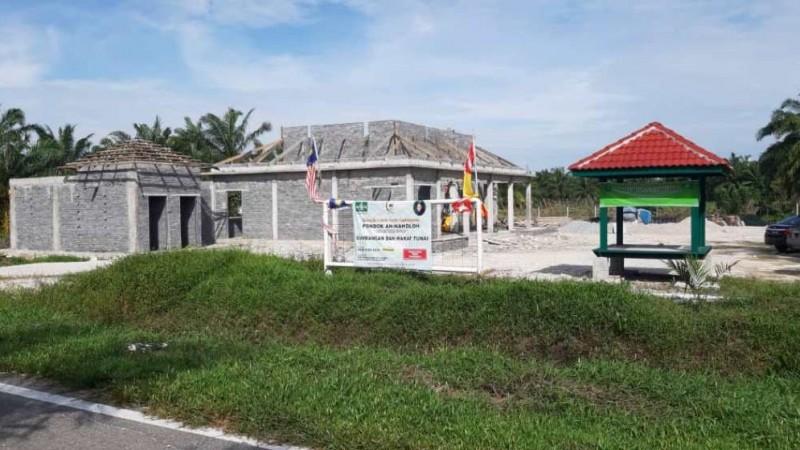 NU Malaysia Bangun Pondok Tampung Anak PMI