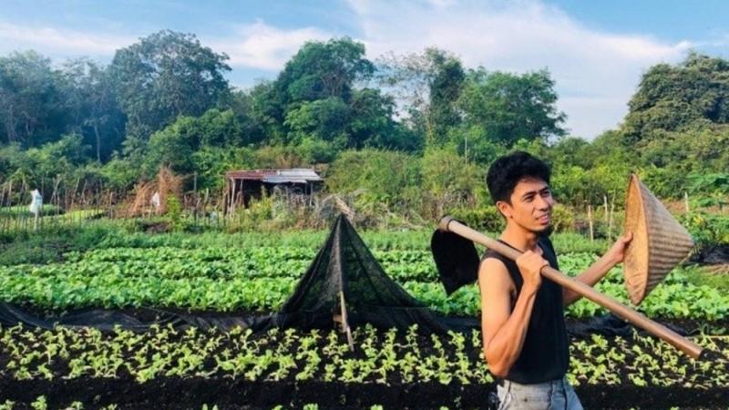 Rafi Merbamas, Konsisten Dorong Perades dan Petani Peduli Lahan Gambut