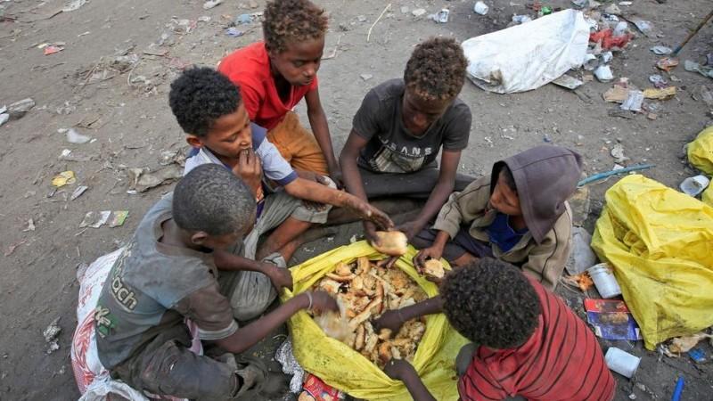 PBB Serukan Dunia untuk Menyelamatkan Jutaan Warga Yaman dari Kelaparan