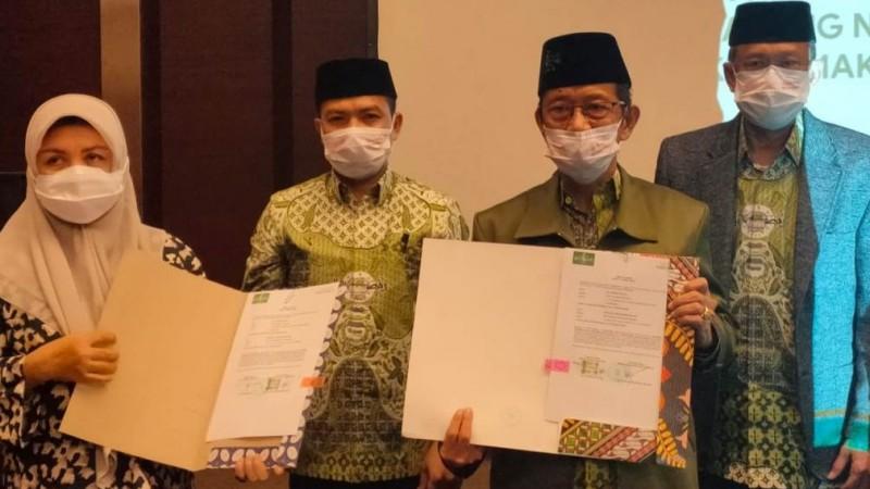NU Makassar Terima Hibah Tanah untuk Aswaja Center dari Yayasan Hadji Kalla