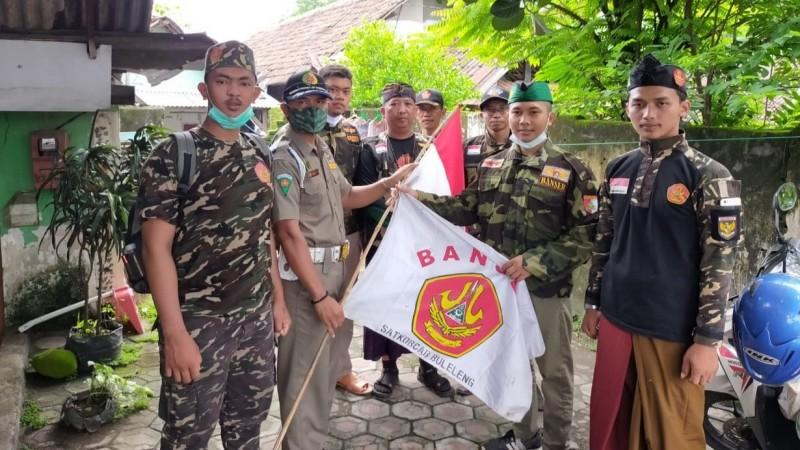 Banser Buleleng Bali Jalan Kaki Ziarah Makam Kiai dan Pendiri NU di Jawa Timur