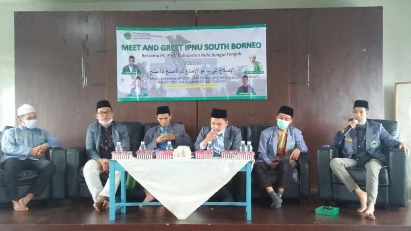 Kunjungi Tiap Cabang, IPNU Kalsel Dorong Pembentukan Anak Cabang dan Ranting