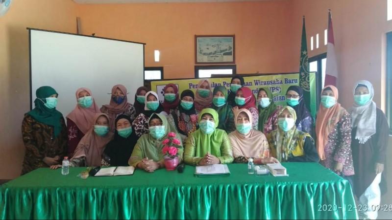 Muslimat NU Jember Gelar Pelatihan Pembuatan Abon