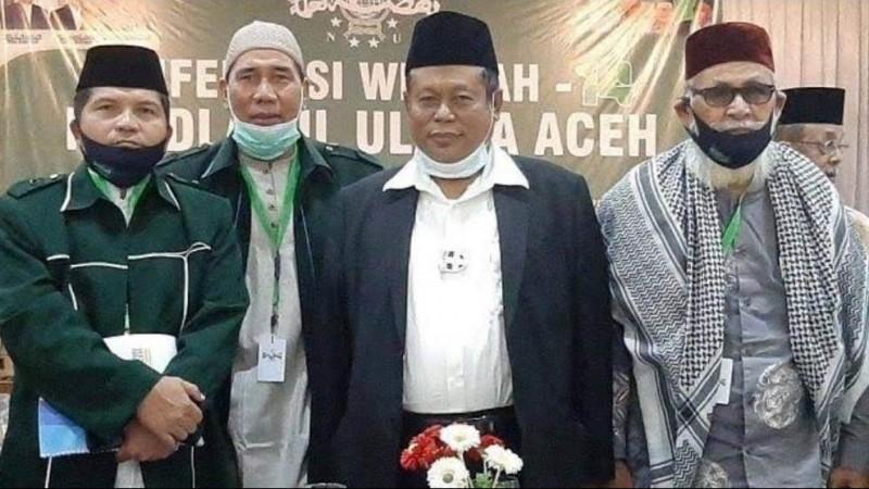Teungku Nuruzzahri dan Teungku Faisal Ali Kembali Pimpin PWNU Aceh