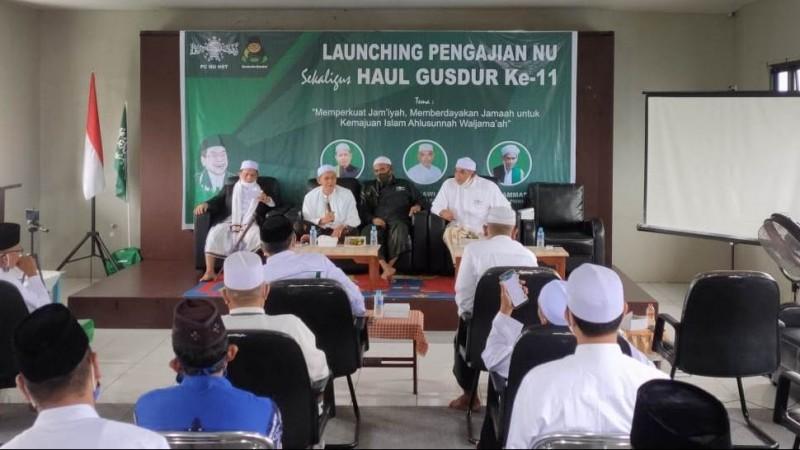 Haul Gus Dur, PCNU Hulu Sungai Tengah Luncurkan Beberapa Program