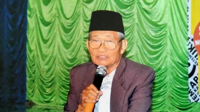 Innalillahi, Mustasyar PCNU Boyolali KH Ali Muhson Berpulang