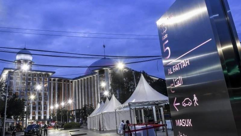 Pembangunan Terowongan Silaturahmi Masjid Istiqlal-Gereja Katedral Habiskan 40 Miliar