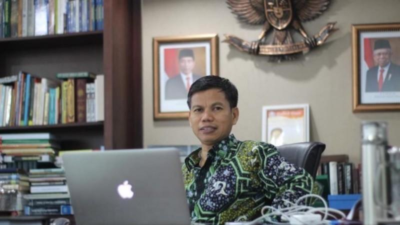 Direktur GTK Ingatkan Guru Kemenag Tak Pertentangkan Pancasila dan Agama