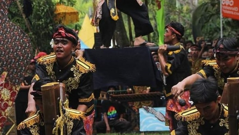 Komunitas Thek-thek Purbalingga, Pelestari Alat Musik Tradisional Kentongan