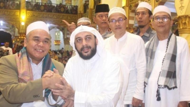 Deddy Corbuzier Kenang Sifat Pemaaf Syekh Ali Jaber