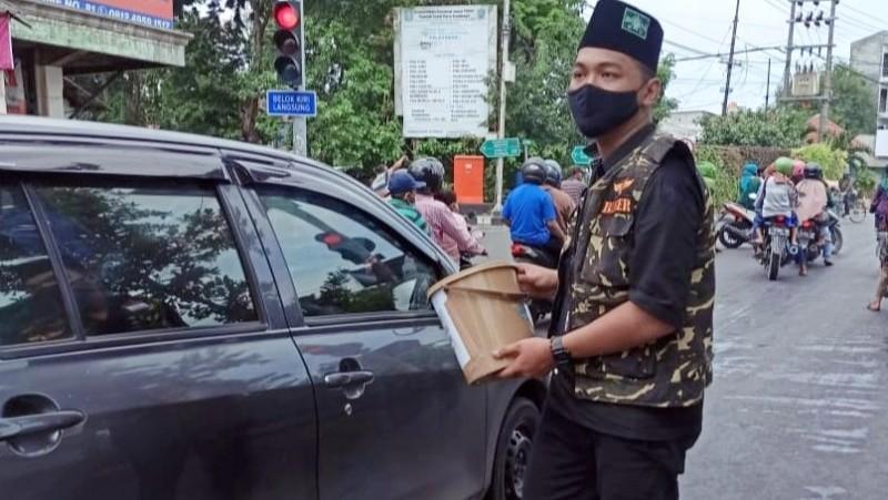 Ansor-Banser Surabaya Galang Dana Bantu Korban Gempa Sulbar dan Banjir Kalsel