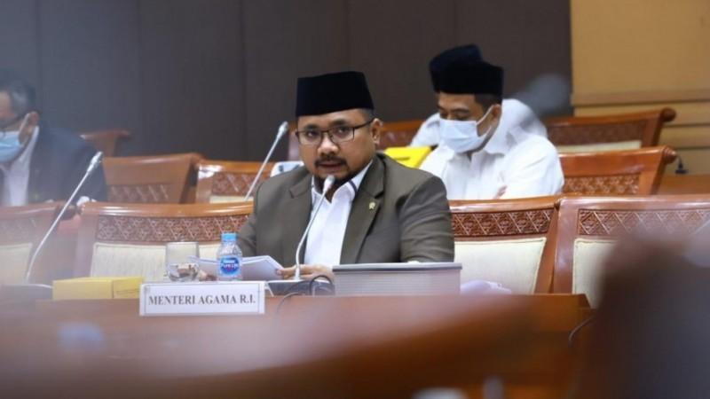 Hanya Dapat 9.464, Gus Yaqut Minta Kuota PPPK untuk Kemenag Ditambah