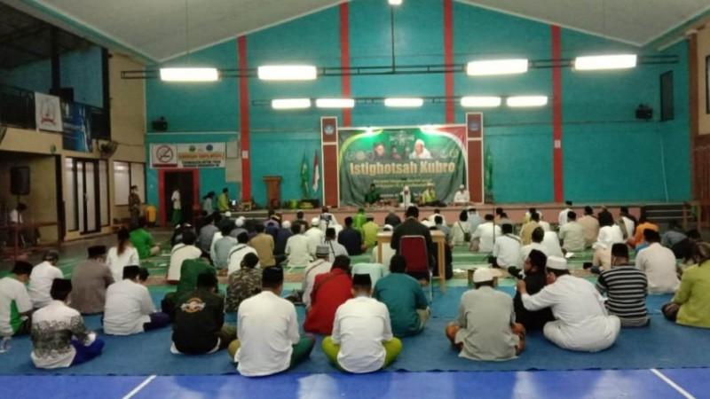 JATMAN dan LDNU Depok Gelar Munajat Istighotsah Kubro