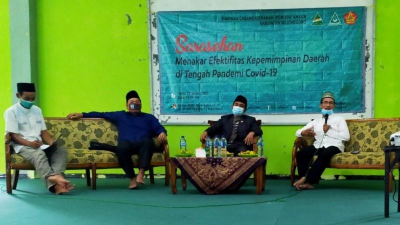 Rektor Unugiri: Pimpinan Daerah Bojonegoro Harus Harmonis Hadapi Pandemi