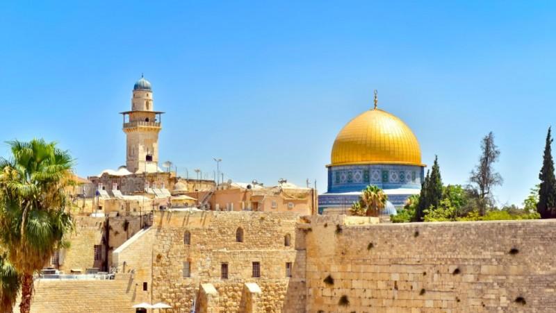 Israel Cegah Perbaikan Kubah Batu Yerusalem