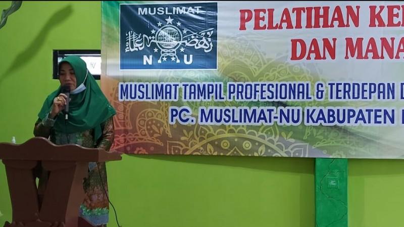 Cara Muslimat NU Pringsewu Tampil Profesional dan Terdepan
