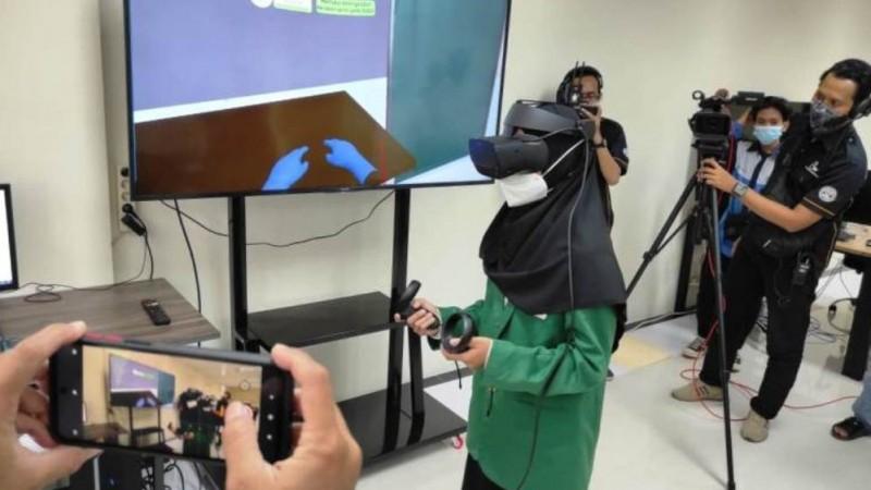 Terobosan Baru Pembelajaran Daring, Unusa Resmikan Dua Laboratorium