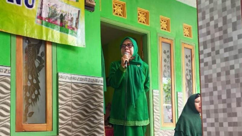 Liburan Imlek, Muslimat NU Tanggul Jember Gelar Khatmil Qur'an