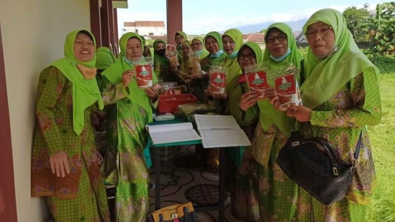 Muslimat NU Jember Luncurkan Produk Makanan