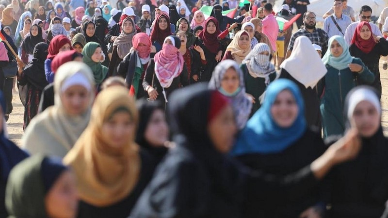 UU Gaza yang Melarang Wanita Bepergian Tanpa Izin Wali Direvisi