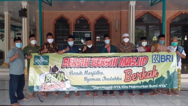 Manajemen Kemasjidan Perkuat LTMNU DKI Jakarta