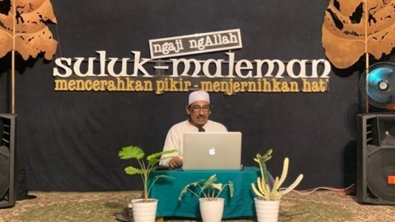 Ngaji Suluk Maleman: Peradaban Manusia Modern Terjebak Sifat Iblis