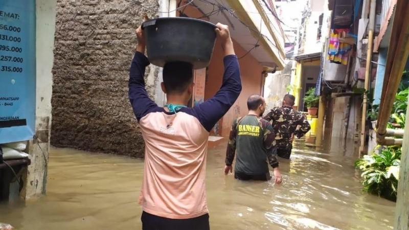 Ormas Keagamaan Berperan Atasi Dampak Banjir Jakarta