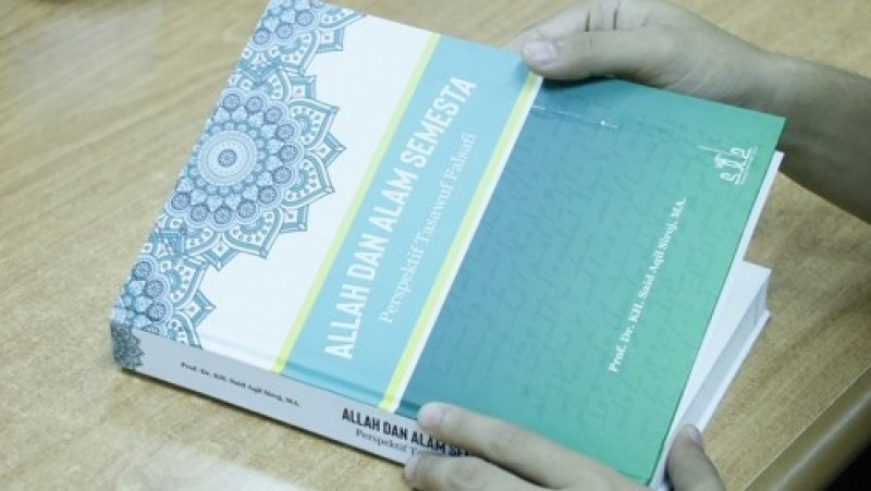 Tasawuf Falsafi: Menyelami Magnum Opus KH Said Aqil Siroj