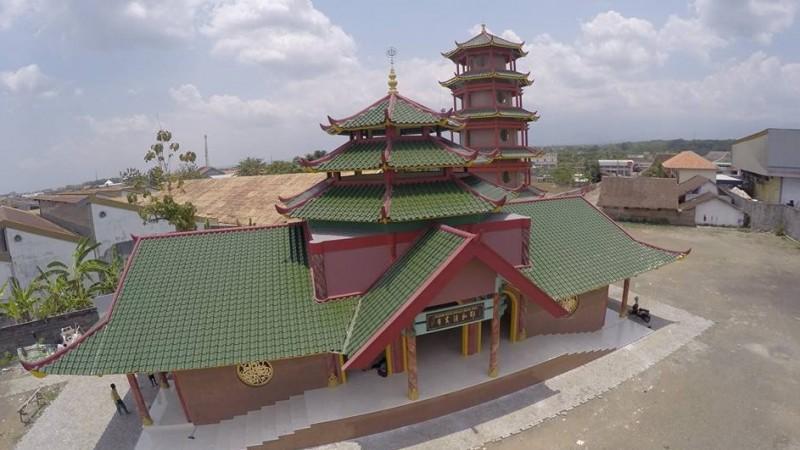 Aswaja NU Center Rutin Bimbing Mualaf di Masjid Cheng Hoo Jember