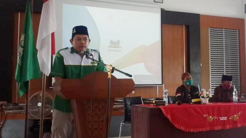 Kader Ansor Harus 'Melek' Jurnalistik