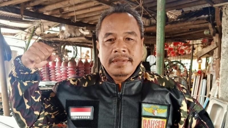 Cerita Peserta Tertua Diklatsar Banser Puncak Bogor