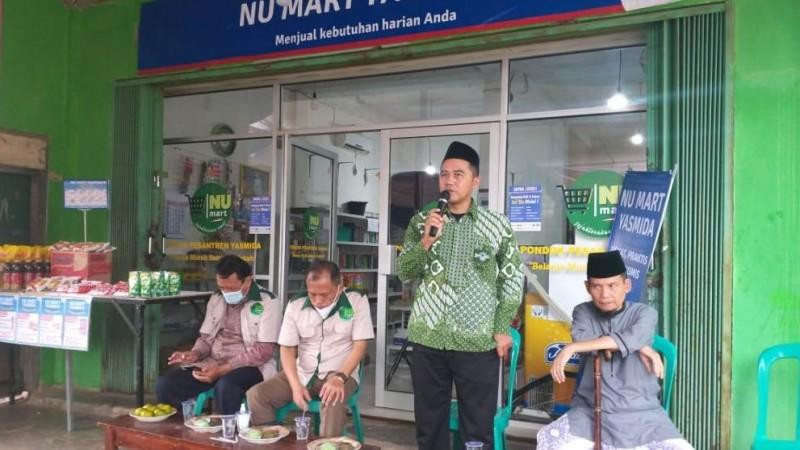 NU Mart Pesantren Yasmida, Pertama di Pringsewu Lampung