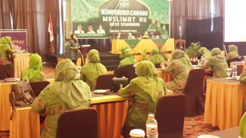 Muslimat NU Kota Semarang Didorong Respons Program Pemkot