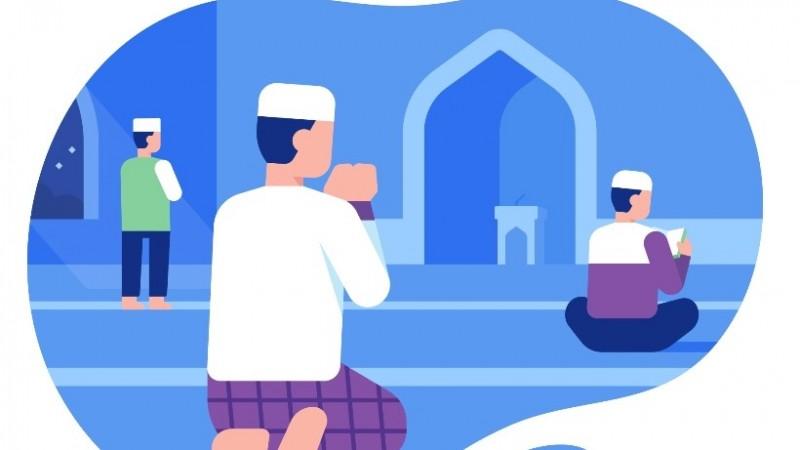Hikmah Pengurangan dari 50 ke 5 Waktu Shalat pada Malam Isra' Mi'raj