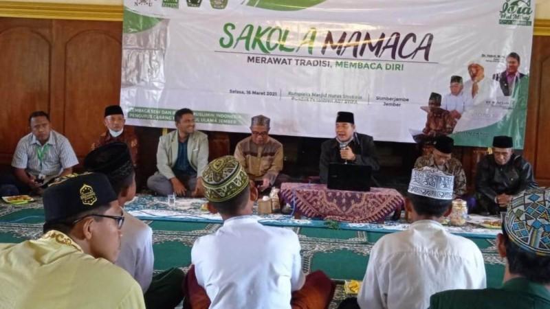 Hampir Punah, ISNU dan Lesbumi Jember Pelopori Pelestarian Macapat