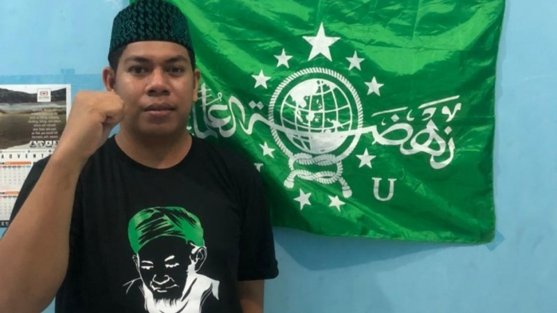 Wujudkan Impian Orang Tua, Kader Ansor Makassar ini Bangun Rumah Tahfidz  dan Masjid